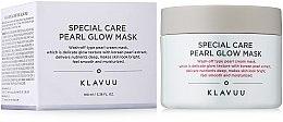 Духи, Парфюмерия, косметика Глиняная маска для лица - Klavuu Special Care Pearl Glow Mask