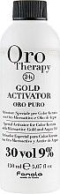 Духи, Парфюмерия, косметика Окислитель с микрочастицами золота 9% - Fanola Oro Gold