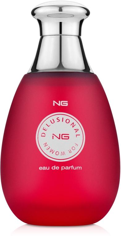 NG Parfumes Delusional For Women Eau De Parfum - Парфюмированная вода