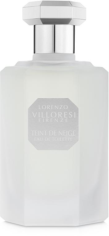 Lorenzo Villoresi Teint de Neige - Туалетная вода