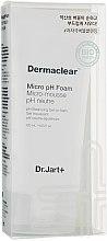 Парфумерія, косметика Гель-пінка для вмивання глибокого очищення pH 5.5 - Dr.Jart+ Dermaclear Foam