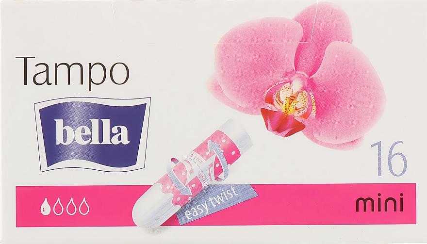 Тампоны, 16 шт. - Bella Premium Comfort Mini Tampo