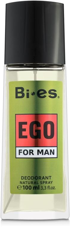 Bi-Es Ego - Парфюмированный дезодорант-спрей