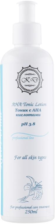 Тоник с АНА-кислотами для лица - KleoDerma АНА Tonic Lotion
