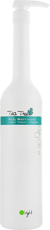 """Гель для душа """"Чайное дерево"""" - O'right Tea Tree Body Wash"""