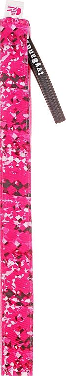Повязка на голову, розовая - Ivybands Pink S Passion Hair Band