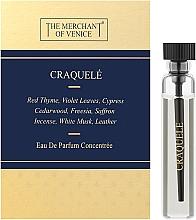 Духи, Парфюмерия, косметика The Merchant Of Venice Craquele - Парфюмированная вода (пробник)