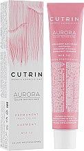 Духи, Парфюмерия, косметика Стойкая крем-краска для волос - Cutrin Aurora Color Reflection