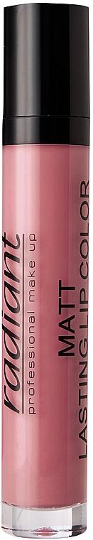 Жидкая помада для губ - Radiant Matt Lasting Lip Color