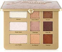 Палетка теней - Too Faced Natural Matte Neutral Eye Shadow Collection 2018 — фото N1
