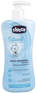 Шампунь-пена для купания - Chicco Natural Sensation