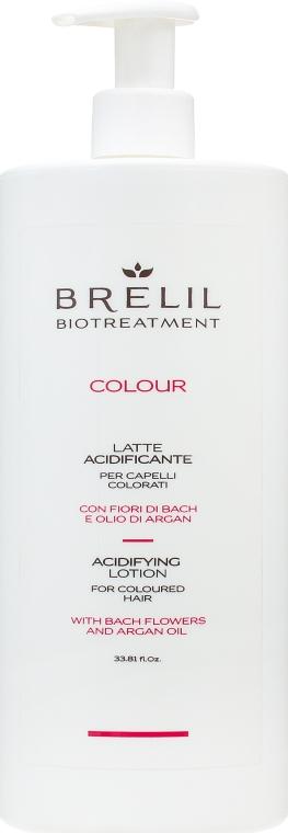 Окисляющее молочко для волос - Brelil Bio Treatment Colour Lotion
