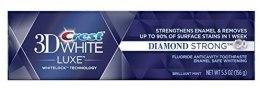 Духи, Парфюмерия, косметика Отбеливающая зубная паста - Crest 3D White Luxe Diamond Strong Brilliant Mint
