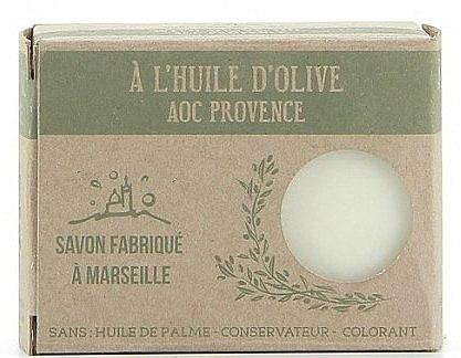 Марсельское мыло с оливковым маслом - Foufour A l'Huile d'Olive AOC Provence