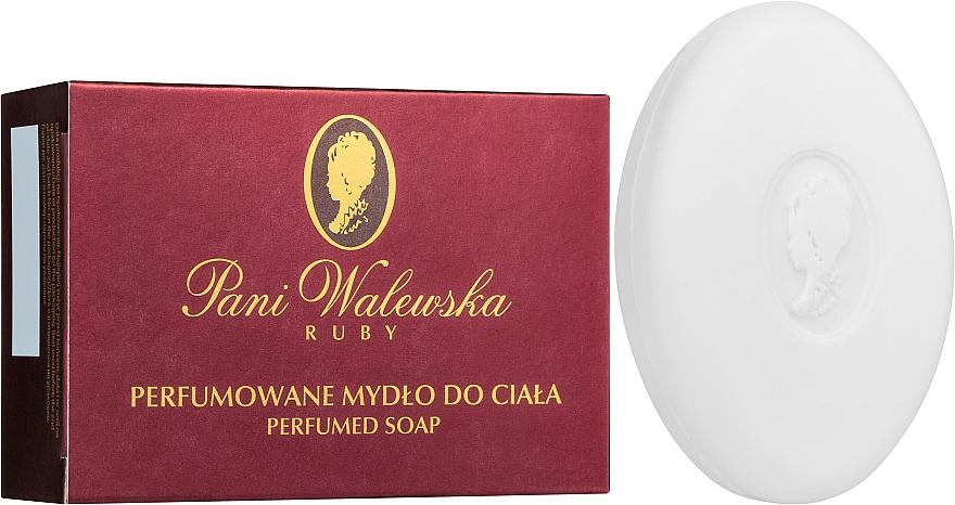 Крем-мыло парфюмированное - Pani Walewska Ruby Soap