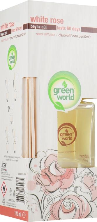 "Аромадиффузор ""White Rose"" - Green World"