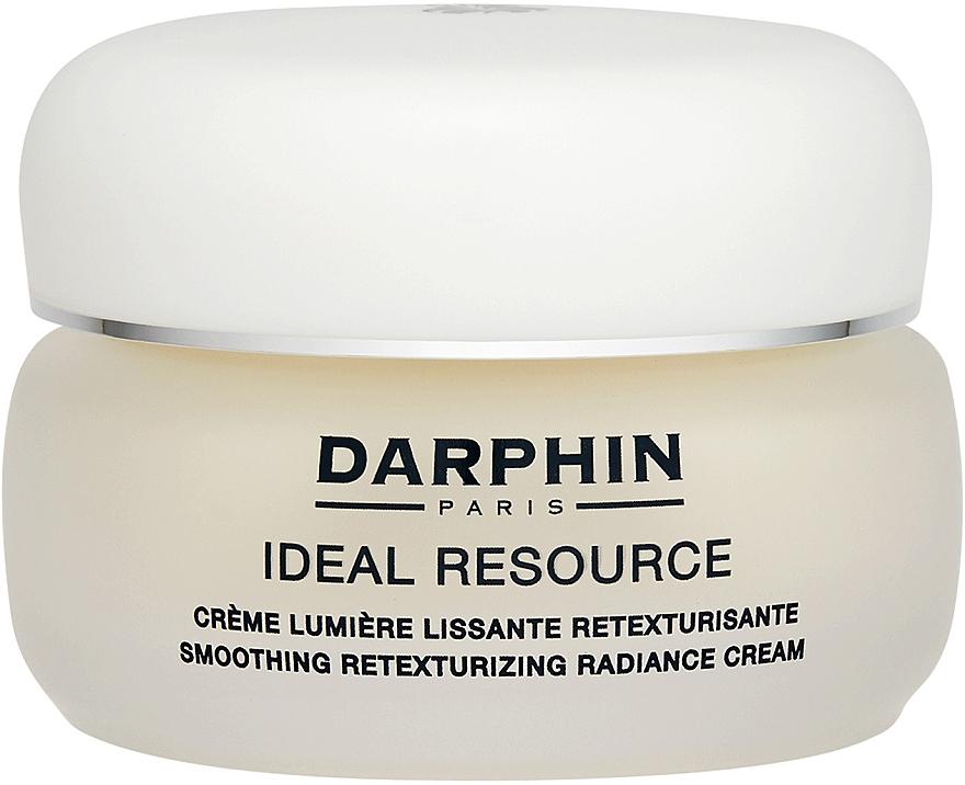 Розгладжуючий, відновлюючий крем для всіх типів шкіри - Darphin Ideal Resource Smoothing Retexturizing Radiance Cream — фото N1