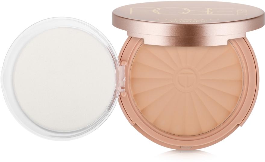Компактная пудра для лица - O.TWO.O Rose Gold Powder