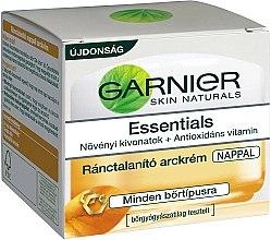 Духи, Парфюмерия, косметика Крем для лица - Garnier Multi-Active Day Cream Anti-Wrinkle Essentials 35+