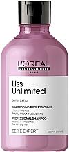 Духи, Парфюмерия, косметика Шампунь для сухих и непослушных волос с кератином - L'Oreal Professionnel Serie Expert Liss Unlimited Prokeratin Shampoo