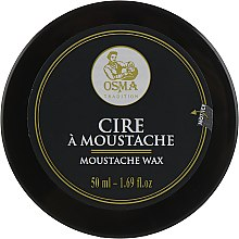 Духи, Парфюмерия, косметика Воск для бороды и усов - Osma Tradition Beard & Moustache Wax