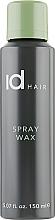 Духи, Парфюмерия, косметика Спрей-воск для волос - idHair Creative Spray Wax