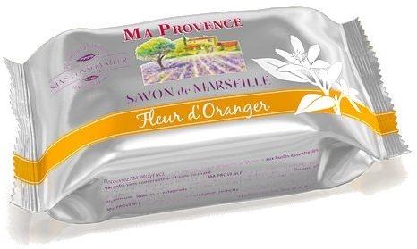 "Марсельское мыло ""Апельсин"" - Ma Provence Marseille Soap Orange"