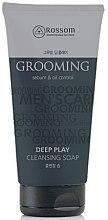 Духи, Парфюмерия, косметика Глубоко очищающее мыло против черных точек - Mukunghwa Deep play Cleansinr Soap