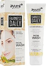 Духи, Парфюмерия, косметика Гель для умывания - Ayumi Fairness Daily Facial Wash