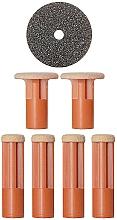 Духи, Парфюмерия, косметика Сменные диски для грубой кожи, Orange - PMD Beauty