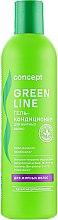 Духи, Парфюмерия, косметика Гель-кондиционер для жирных волос - Concept Green Line Sebo-balance Conditioner