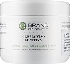 Духи, Парфюмерия, косметика Крем для чувствительной кожи - Ebrand Crema Viso Lenitiva