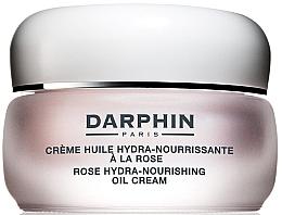 Духи, Парфюмерия, косметика Питательное крем-масло для сухой кожи лица - Darphin Rose Hydra-Nourishing Oil Cream