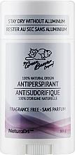 Духи, Парфюмерия, косметика Дезодорант-антиперспирант без запаха - Green Beaver Antiperspirant