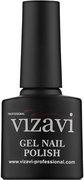 Гель-лак для ногтей - Vizavi Professional Shimmer Gel Nail Polish