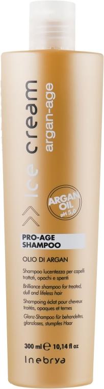 Антивозрастной шампунь - Inebrya Ice Cream Pro Age Shampoo