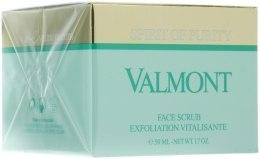 Духи, Парфюмерия, косметика Скраб для лица - Face Scrub Valmont