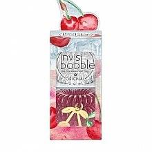 Духи, Парфюмерия, косметика Набор резинка-браслет для волос - Invisibobble Original Happy Hour Cherry Cherie Lady