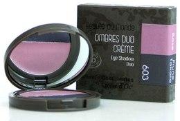 Духи, Парфюмерия, косметика Двойные тени для век - Terre d'Oc Eyeshadow Duo