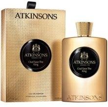 Духи, Парфюмерия, косметика Atkinsons Oud Save The King - Парфюмированная вода