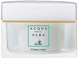 Парфумерія, косметика Acqua Dell Elba Blu - Гіалуроновий крем для тіла