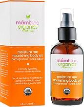 Духи, Парфюмерия, косметика Масло для тела увлажняющее тонизирующее - Mambino Organics Body Care Moisture Me Body Toning Oil