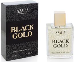 Духи, Парфюмерия, косметика Azalia Parfums Black Gold - Парфюмированная вода (тестер с крышечкой)