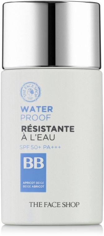 Водостійкий ВВ-крем - The Face Shop BB Water Proof BB SPF50+ PA+++ — фото N1