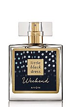 Духи, Парфюмерия, косметика Avon Little Black Dress Weekend - Парфюмированная вода