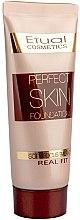 Духи, Парфюмерия, косметика Тональний крем - Etual Cosmetics Perfect Skin Real Fit