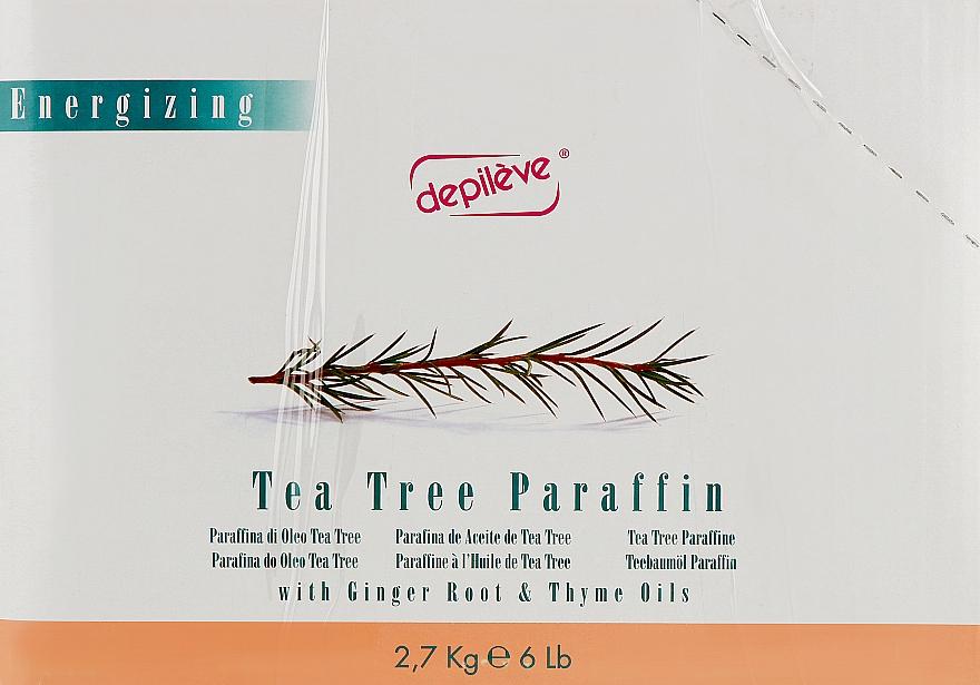 Парафін з маслом чайного дерева - Depileve Paraffin Tea Tree — фото N1