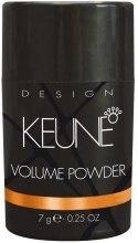 Духи, Парфюмерия, косметика Пудра для объема волос - Keune Design Volume Powder