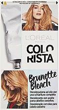 Духи, Парфюмерия, косметика Крем-краска для темных волос осветляющая - L'Oreal Paris Colorista Brunette Bleach