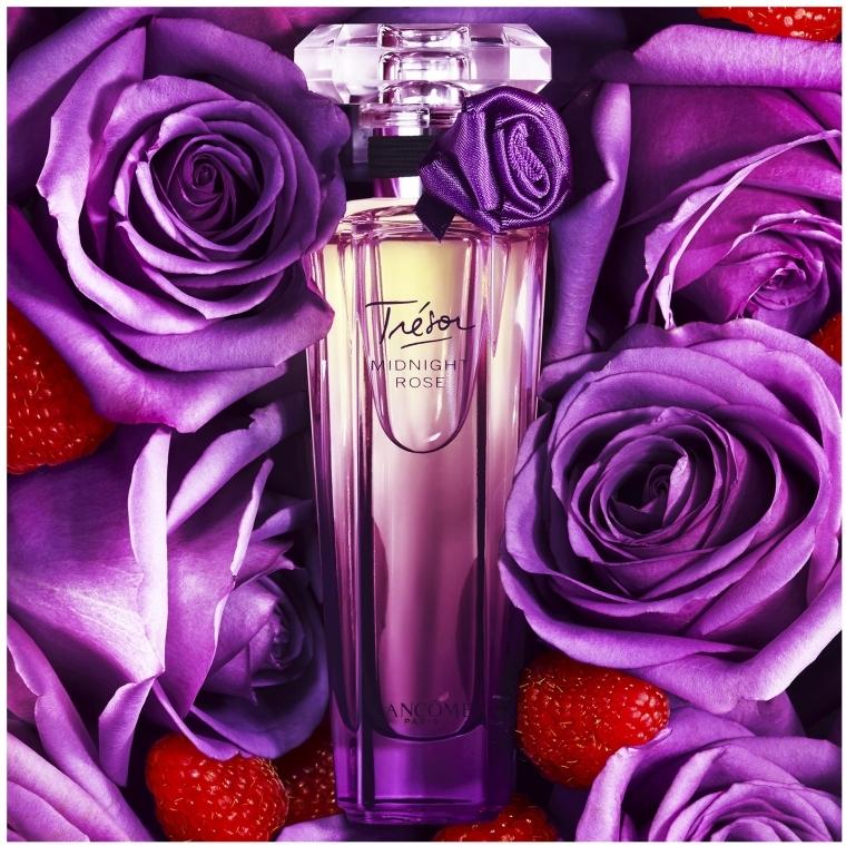 Lancome Tresor Midnight Rose - Парфюмированная вода — фото N4